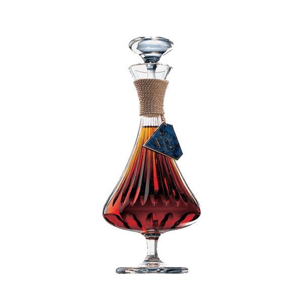 Hardy Noces Crystal Grande Champagne Diamant decanter GB