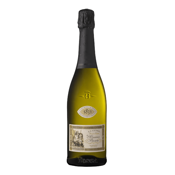 Le Cuvee a Point de Monsieur Bosca